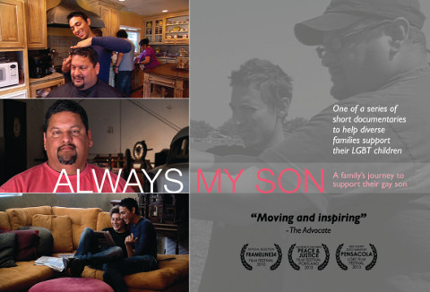 Always my soon, documentary movie poster. Documentary Coming Soon.
