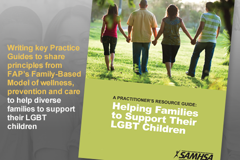 Resource Guide for helping families to support their LGBT Children